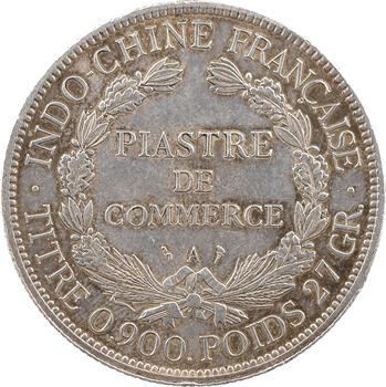 Indochine, 1 piastre, 1902 Paris