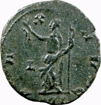Carausius, antoninien, Londres, 287-288