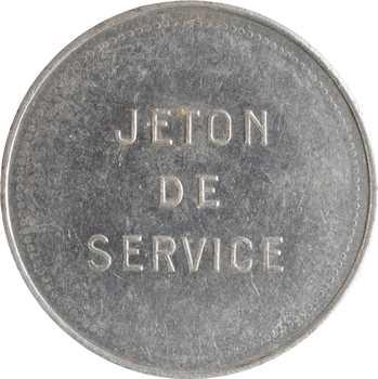 IIIe République, Exposition coloniale de Marseille, jeton/médaille de service, 1922