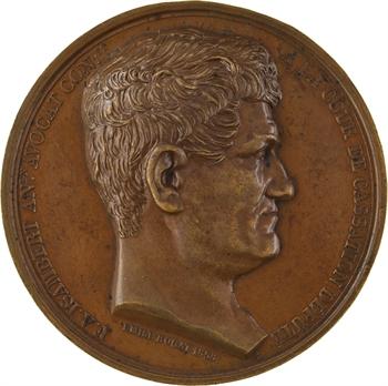 Afrique/esclavage, F. A. Isambert, fondateur de la Société française pour l'abolition de l'esclavage, par Rogat, 1838 Paris