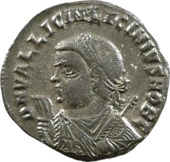 Licinius II, nummus, Antioche, 317-320