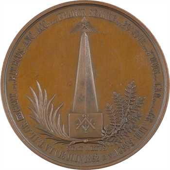 Orient de Paris, le Rite écossais, Suprême Conseil, Viennet, 1862 Paris