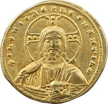 Basile II et Constantin VIII, nomisma tétartéron, Constantinople, 976-1025