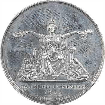 Second Empire, Exposition Universelle de Paris, par Caqué, 1855 Paris