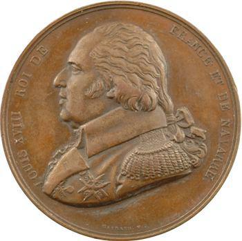 Louis XVIII, confirmation de la Charte de 1814, 1816 Paris