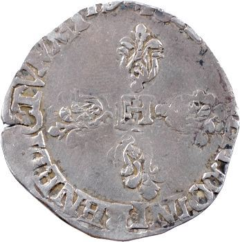 Henri IV, demi-franc, 159(7) Amiens