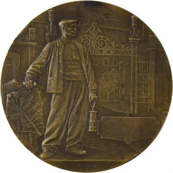 IIIe République, Compagnie houillère de Bessèges, 1911 Paris