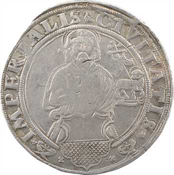 Allemagne, Lübeck (ville libre de), thaler, 1559 Lübeck