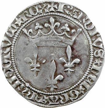Charles VIII, gros de Roi, Tournai