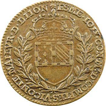 Bourgogne, Dijon (mairie de), Esmé Joly, maire, 1615