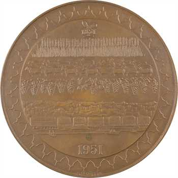 Algérie, centenaire de la Banque d'Algérie et Tunisie, par J.H. Coëffin, 1951 Paris