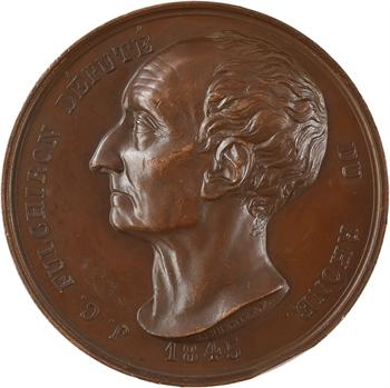 Louis-Philippe Ier, Jean-Claude Fulchiron député du Rhône, 1845 Lyon