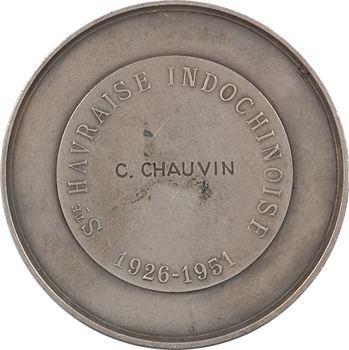 Indochine, 25ème anniversaire de la Société Havraise Indochinoise, 1926-1951 Paris