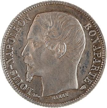 IIe République, 50 centimes LNB, 1852 Paris