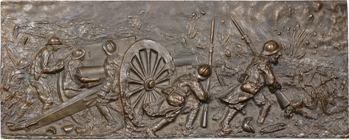 Première Guerre Mondiale, l'Assaut, par Guigand ?, s.d. (c.1915-1920)