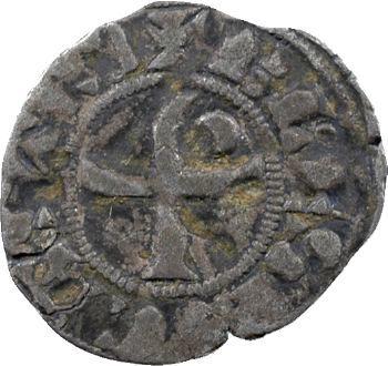 Orléanais, Blois (comté de), Jeanne de Châtillon, denier