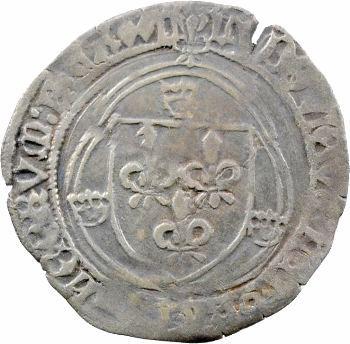 Louis XII, grand blanc à la couronne, Villefranche-de-Rouergue