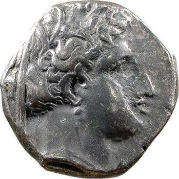 Lucanie, Métaponte, statère, c.400-340 av. J.-C.