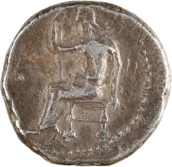 Syrie, Séleucos Ier Nikator, tétradrachme, Babylone, c.328-305 av. J.-C