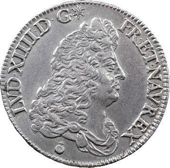 Louis XIV, demi-écu de Flandre, 1685 Paris