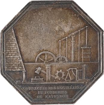 Charles X, Houillères et fonderies de l'Aveyron, 1826 Paris