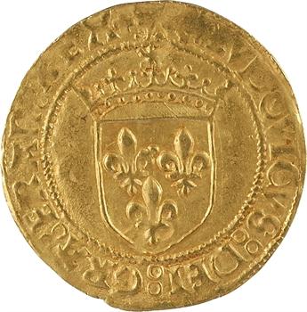 Louis XII, écu d'or au soleil, Bayonne