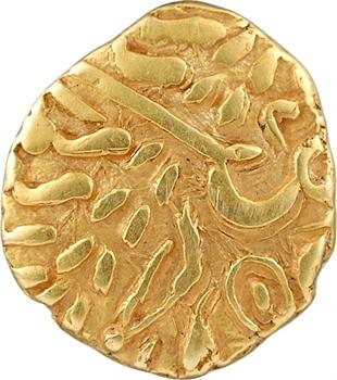 Ambiens (sud)/Ouest du Belgium, statère d'or biface, c.60 av. J.-C [Digeon / Somme]