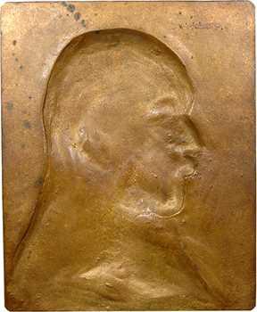 IIe Guerre Mondiale, le Maréchal Pétain, fonte par Tschudin, s.d. Paris