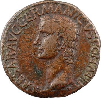 Caligula, as, Rome, 37-38