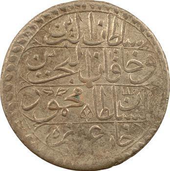 Tunisie, Mahmud II, piastre, AH 1247 (1831) Tunis
