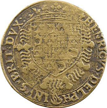 Bretagne, Henri (II) dauphin et duc de Bretagne, s.d