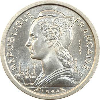 Comores, essai de 1 franc, 1964 Paris