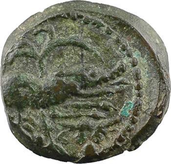 Pictones, bronze Contoutos ou quadrans, c.40 av. J.-C