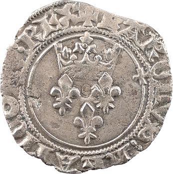Charles VI (duc de Bourgogne), florette 4e émission, variété à la croisette, Châlons-en-Champagne