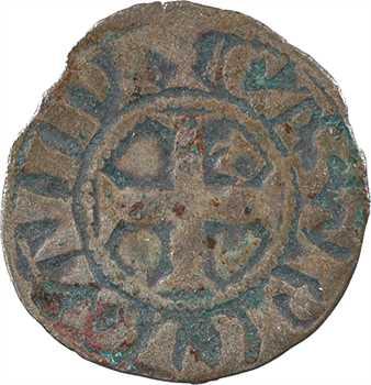 Bretagne (duché de), Anonymes sous Jean II, denier, s.d