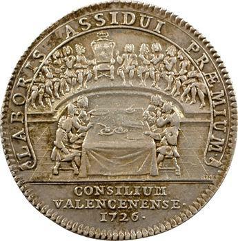 Hainaut, Valenciennes (ville de), assemblée du corps de ville, 1748