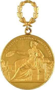 IIIe République, Société nationale d'encouragement au bien, s.d