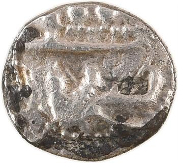 Phénicie, Byblos, Ozbaal ? 1/16e de shekel, c.400-340. av. J.-C.