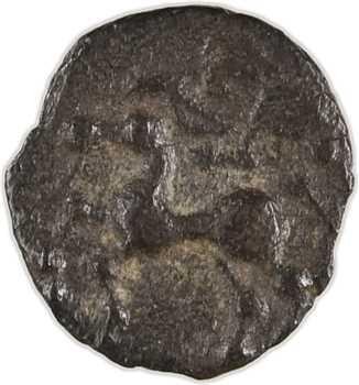 Lémovices, fraction ou obole à l'aurige, Ier s. av. J.-C