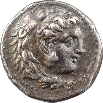 Macédoine, Alexandre le Grand, drachme, Babylone, c.323-317 av. J.-C.