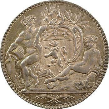 Lyonnais, Lyon (ville de), Charles Jacques Leclerc, prévôt des marchands, 1765