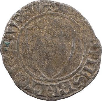 Bretagne (duché de), Jean IV, blanc guénar, s.d. (après 1385) Vannes