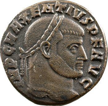 Maxence, follis, Rome, 308-31