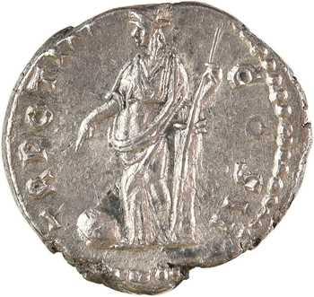 Marc Aurèle, denier, Rome, 148-149
