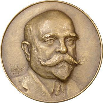 Médecine, docteur Lucien Hudelo par Calvet, dermatologue, 1928