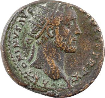 Antonin le Pieux, dupondius, Rome, 151-152