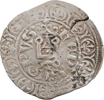 Verdun (évêché de), Henri d'Apremont, gros, imitation de Philippe VI, s.d. (c.1340)