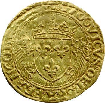 Louis XII, écu d'or au porc-épic, La Rochelle