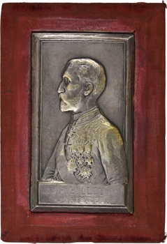 Convers (L.) : Albert Billot, galvanoplastie dans son coffret, 1893 Paris