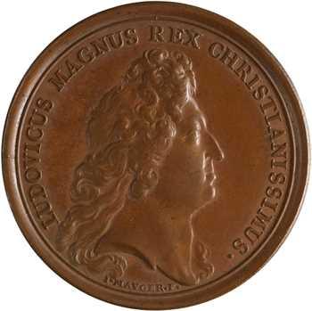 Louis XIV, reconquête de la Franche-Comté, par Mauger, 1674 Paris